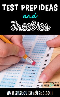 This is a compilation of some great posts and freebies that might be useful to you for test prep in your classroom! Test Taking Skills, Test Taking Strategies, Reading Test, Teaching Reading, Reading Workshop, Teaching Ideas, Math Test, Staar Test, Fun Test