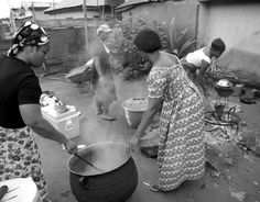 History of Nigerian soup: Stuffed Pepper Soup, Stuffed Peppers, Red Palm Oil, Goat Meat, Nigerian Food, Spice Mixes, Soups And Stews, Tomatoes, Spices