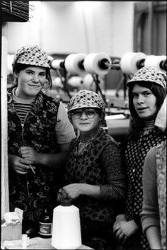 https://flic.kr/p/vyAA1N | DDR Schüler in der Produktion,DDR Jugend,FDJ
