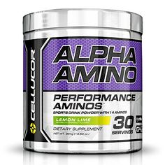 Cellucor Alpha Amino Acids Supplements with BCAA Powder Lemon Lime 1354 Ounce 30 Servings ** Check out the image by visiting the link. (This is an affiliate link)
