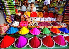 A 'must see destination' a Spice Market At Mysore, India. Forget about tourist areas, I want to visit the local markets.