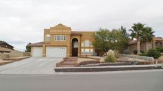 18998 ARMINGTON,79928 $319,000 A must see Golf Course Estate and the Builders own custom home. SW style, on third hole of golf course, private dead end street, wide open floor plan, soaring ceilings, floating handmade spiral stairwell, custom and imported woodwork, Italian tile flooring, gourmet kitchen, professionally designed and landscaped, swimming pool, Jacuzzi, waterfall and more! 4 bedrooms, 3 baths, 3 car garage #EPHOMESEARCH #ELPASOREALESTATE