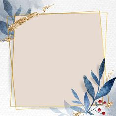 Christmas gold rectangle frame on paper background vector | premium image by rawpixel.com / Adj #vector #vectorart #digitalpainting #digitalartist #garphicdesign #sketch #digitaldrawing #doodle #illustrator #digitalillustration #modernart #frame #leaves Flower Background Wallpaper, Framed Wallpaper, Pastel Background, Background Patterns, Pretty Backgrounds, Flower Backgrounds, Wallpaper Backgrounds, Powerpoint Background Design, Instagram Frame