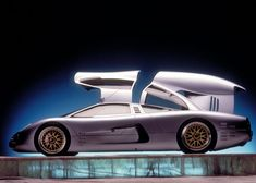 Canadian Auto Network pin: '93 Isdera Commendatore