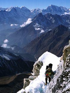 Ama Dablam - Khumbu Himal, Nepal::