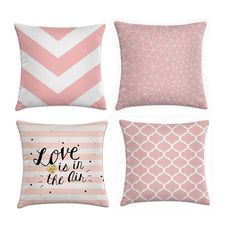 almofadas rosas Teen Bedroom Designs, Girls Bedroom, Jugendschlafzimmer Designs, Rose Gold Room Decor, Retro Bed, Cute Cushions, Cute Bedroom Decor, Diy Rangement, Pastel Room