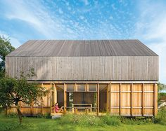 House - Arba, architecture firm founded by Jean-Baptiste Barache and Sihem Lamine,