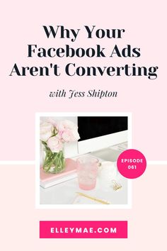 How to use Facebook Ads as a marketing tool to generate more sales for your online business! #FacebookMarketing #SocialMediaMarketing