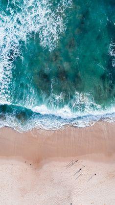 Modern Tee - Ocean Waves - MT by VIDA VIDA Cheap Sale Best Wholesale Affordable Official Online Buy Cheap Really Discount Cheap Lj5ZXO