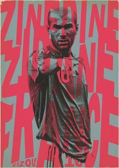 Sucker for Soccer by Zoran Lucić (poster designs)
