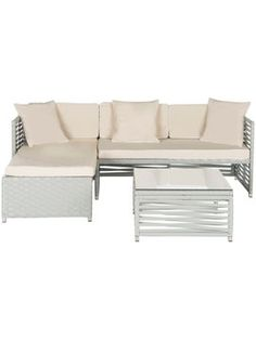Terry Sofa Outdoor Living Set (3 PC) from Safavieh Outdoor on Gilt
