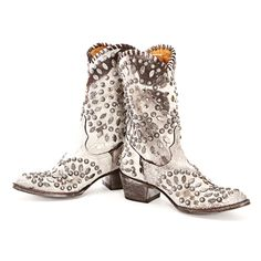 BootDaddy Collection with Old Gringo Grey Tino Cowgirl Boots www.BootDaddy.com