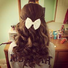 #prom hair!!