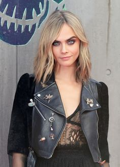 "Cara Delevingne Responds to ""Horrific"" Suicide Squad Critics 4eea6145757"