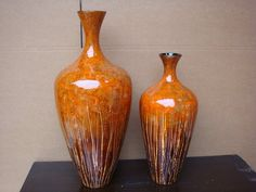 Pictures for Listing # 236642 - Pressed bamboo, ceramics, Lacquered vases, bowls..
