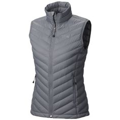 58bf8839c3cd2ab Amazon.com: Mountain Hardwear Nitrous Vest, Night Purple, Medium: Sports &  Outdoors. Зимние Куртки