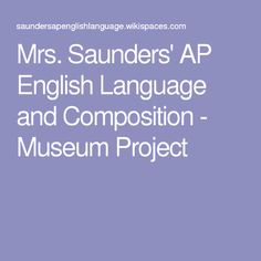 ap english language and composition essay