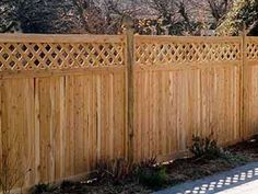 1000 Images About Fence Ideas On Pinterest Shadow Box
