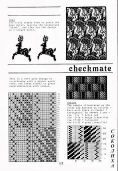 Архив альбомов Knitting Books, Knitting Charts, Knitting Patterns, Crochet Chart, Filet Crochet, Fair Isle Pattern, Tapestry Crochet, Card Patterns, Background S