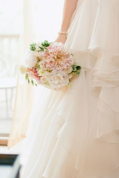 Romantic Blush Wedding | Jeff Sampson Photography