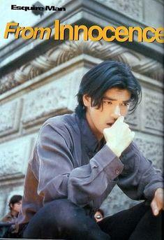 Takeshi Kaneshiro, Cinematic Photography, Japanese Boy, Asian Hair, Fashion Poses, Boy Hairstyles, Asian Actors, Best Actor, Asian Men