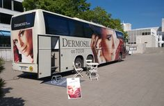 Dermosil on Tour - Ihania, iloisia naisia tapaamassa