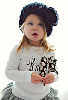 Cute outfit...for my little fashionista