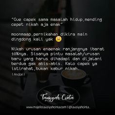 Quotations, Qoutes, Hadith Of The Day, Quotes Indonesia, Self Reminder, Magic Words, Islamic Quotes, Caption, Allah
