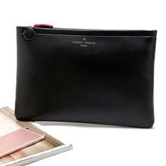 Black Handbag Women Day Clutches Leather ladies hand bags Satchel Tote bolsas feminina women bags 2016 luxury brand Mance #clothing,#shoes,#jewelry,#women,#men,#hats,#watches,#belts,#fashion,#style