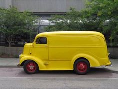 1941 Chevy Panel COE