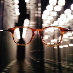 Warby Parker Edgeworth Glasses in English Oak