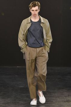 E.Tautz Spring-Summer 2017 - London Collections: MEN #LCM