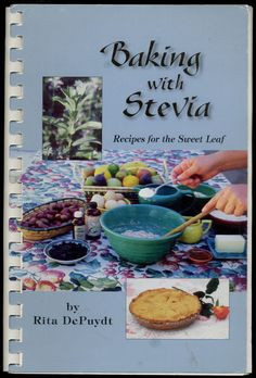 Fresh Peach Muffins - Baking With Stevia: Recipes for the Sweet Leaf, 1997  http://www.amazon.com/gp/product/0965607305/ref=cm_sw_r_tw_myi?m=A3FJDCC1SFO8CE