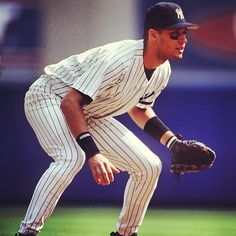 Derek Jeter. Rookie Year 1996.