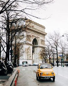 // Arc de Triomphe 500 // // gallery.oxcroft.com //