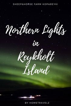 Northern Lights in R