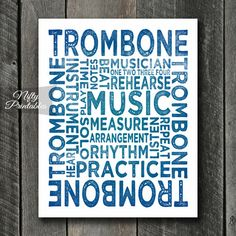Hey, I found this really awesome Etsy listing at https://www.etsy.com/listing/256900615/trombone-art-instant-download-trombone