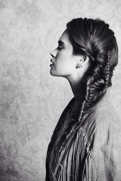 Many braids <3