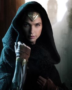 Wonder Woman movie! Finally.