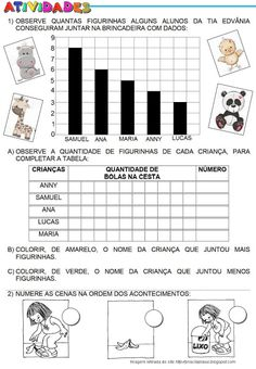 Education, 1, Special Education Math, Math Charts, Charts And Graphs, Class Activities, Tall Tales Activities, First Grade Math, Teaching Resources