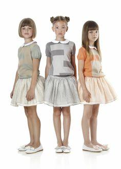 Il Mondo di Ingrid  Children Fashion - Fendi Kids SS14 Collection e1f18269966