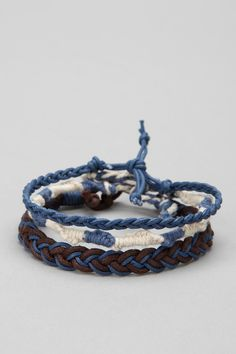 Friendship Bracelet - Pack of 3 - Urban Outfitters