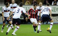 Cerco a Alexandre Pato (Foto: Getty Images)