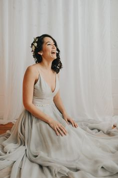An Organic Modern Winter Wedding + Wedding Planner Wedding Advice Wedding Advice, Wedding Shoot, Snowy Wedding, Laid Back Wedding, Organic Modern, Bridal Portraits, Bridal Looks, Big Day, Laughing