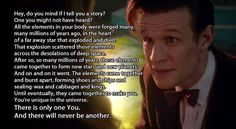 This is why i love doctor who... Right in the feels!