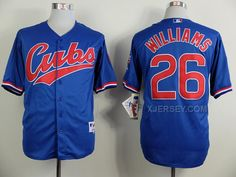 http://www.xjersey.com/cubs-26-williams-blue-1994-turn-the-clock-back-jerseys.html CUBS 26 WILLIAMS BLUE 1994 TURN THE CLOCK BACK JERSEYS Only $34.00 , Free Shipping!