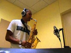 The Wanted - Glad You Came - Alto Saxophone