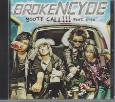 Brokencyde - Booty Call [Clean/CD-Single]