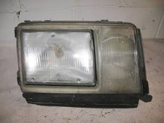 Headlight Assembly Right Side W124 300e Mercedes 1248205661