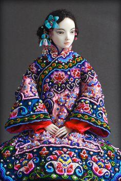 Lotus - Enchanted Doll by Marina Bychkova